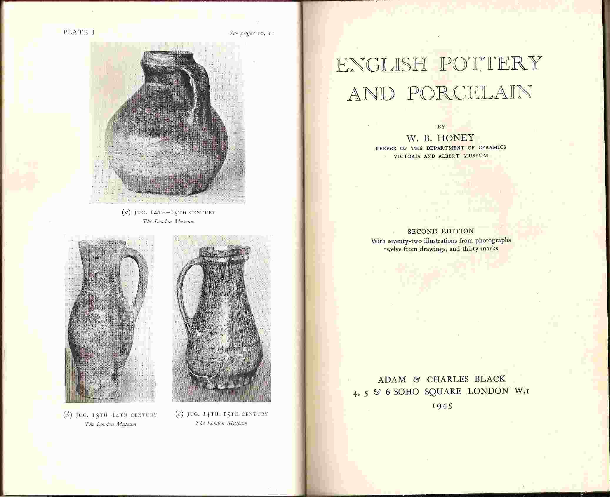 Image for ENGLISH POTTERY AND PORCELAIN