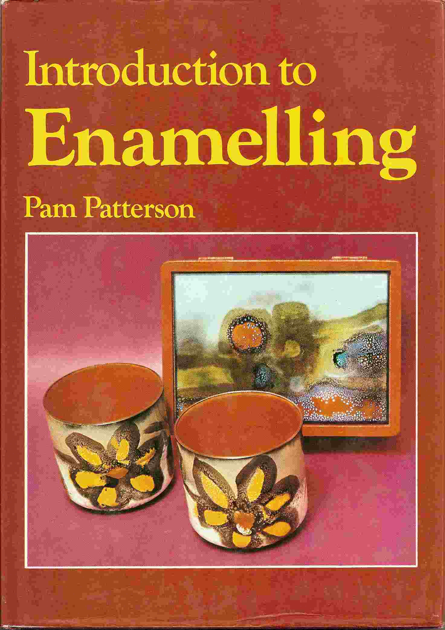 Image for INTRODUCTION TO ENAMELLING
