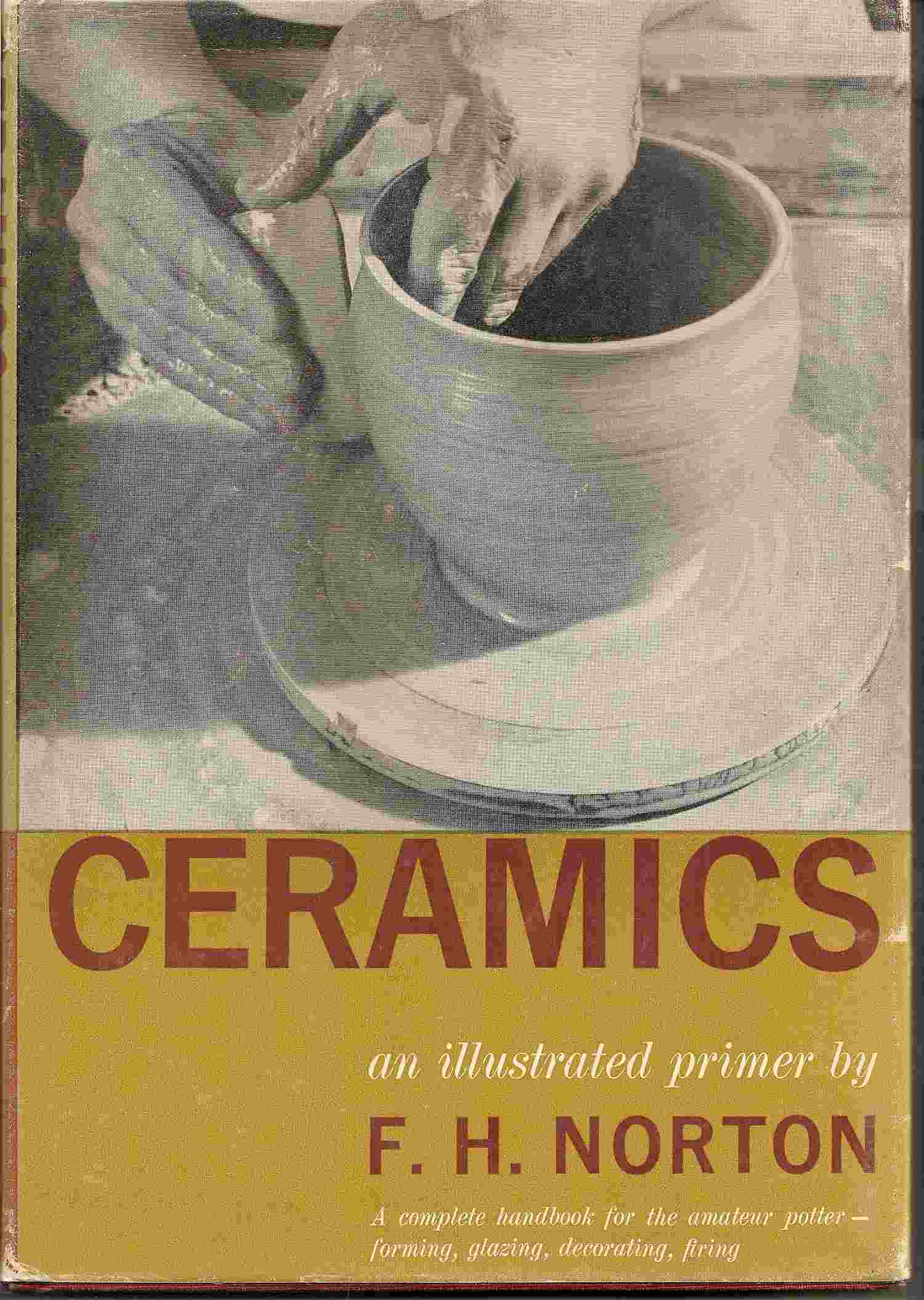 Image for CERAMICS:  An Illustrated Primer