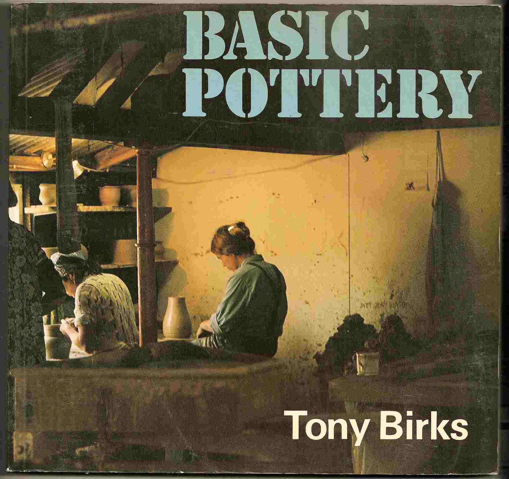 Image for BASIC POTTERY