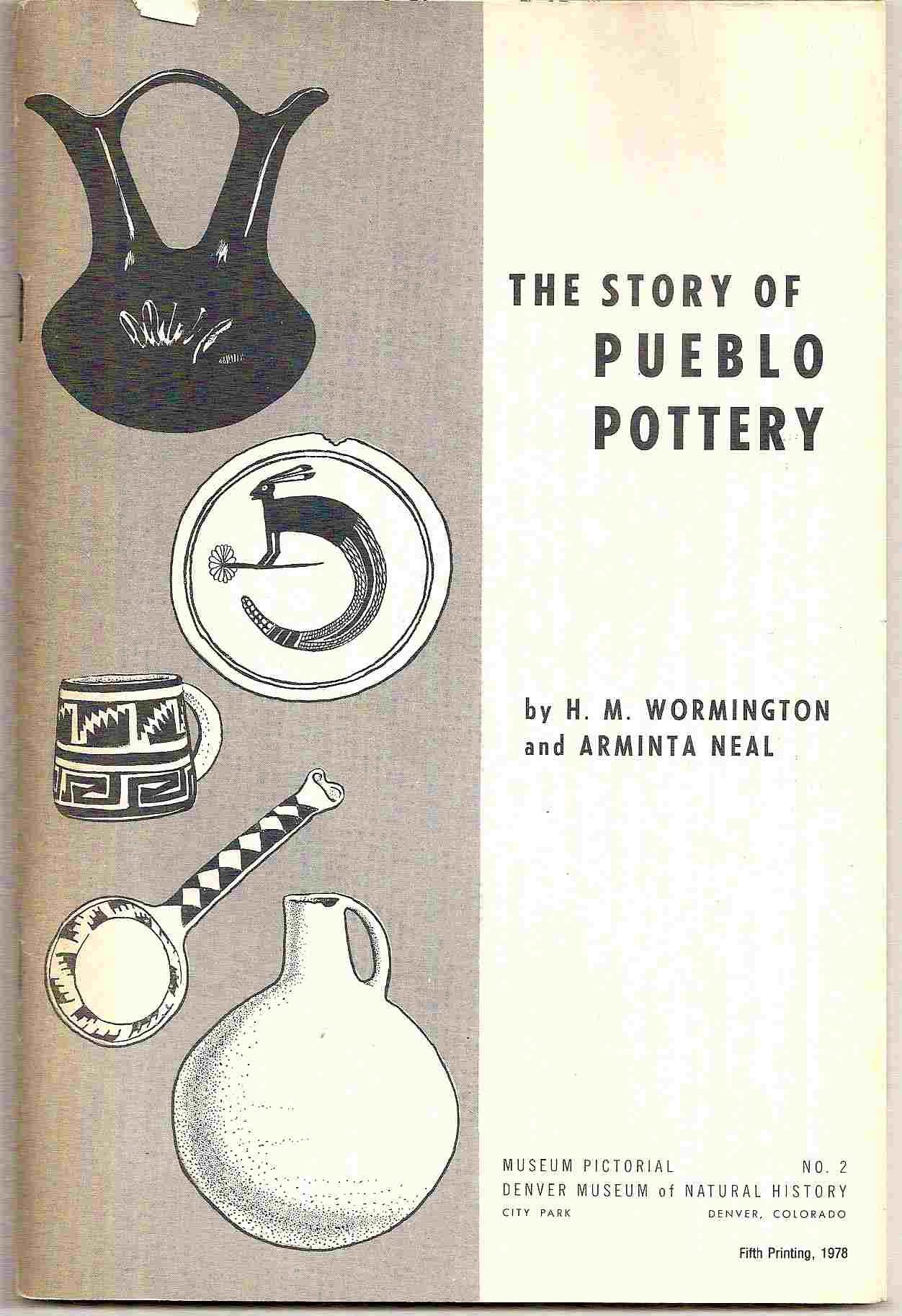 Image for STORY OF PUEBLO POTTERY