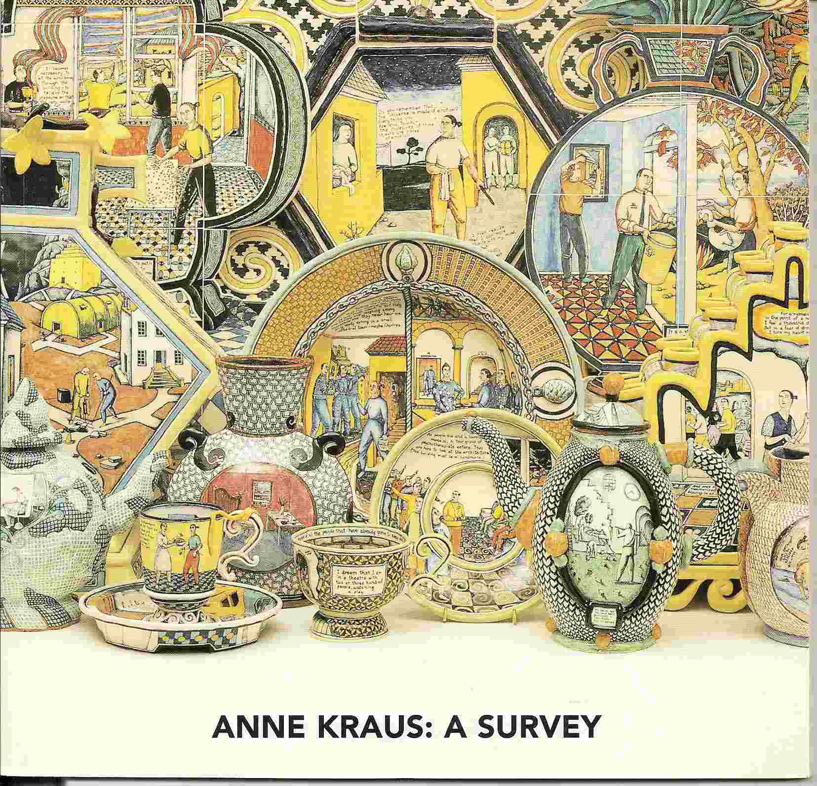 Image for A SURVEY; ANNE KRAUS: