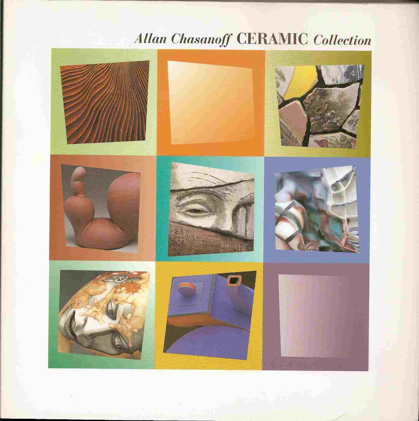 Image for CERAMIC COLLECTION; ALLAN CHASANOFF: