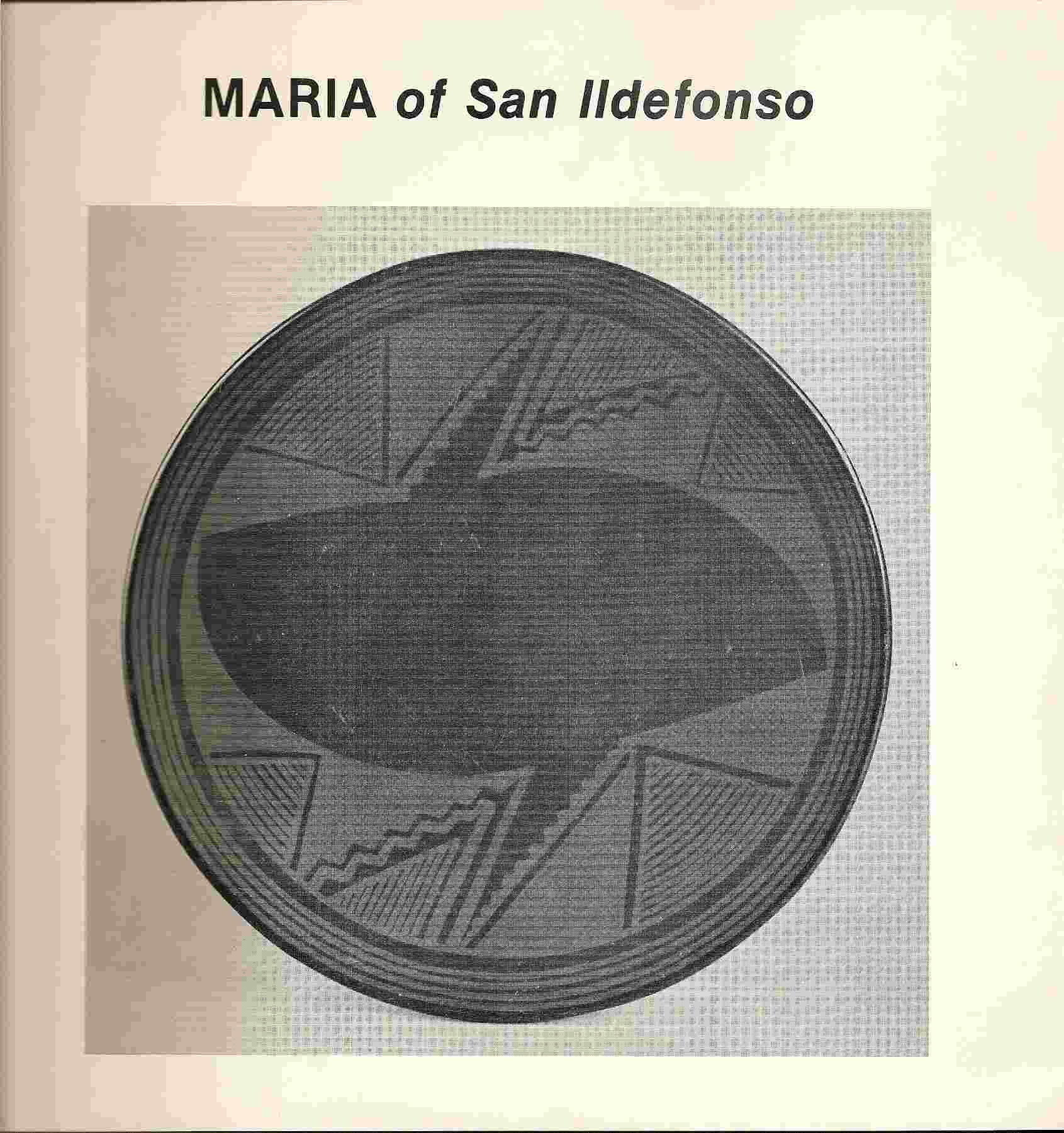 Image for MARIA OF SAN ILDEFONSO
