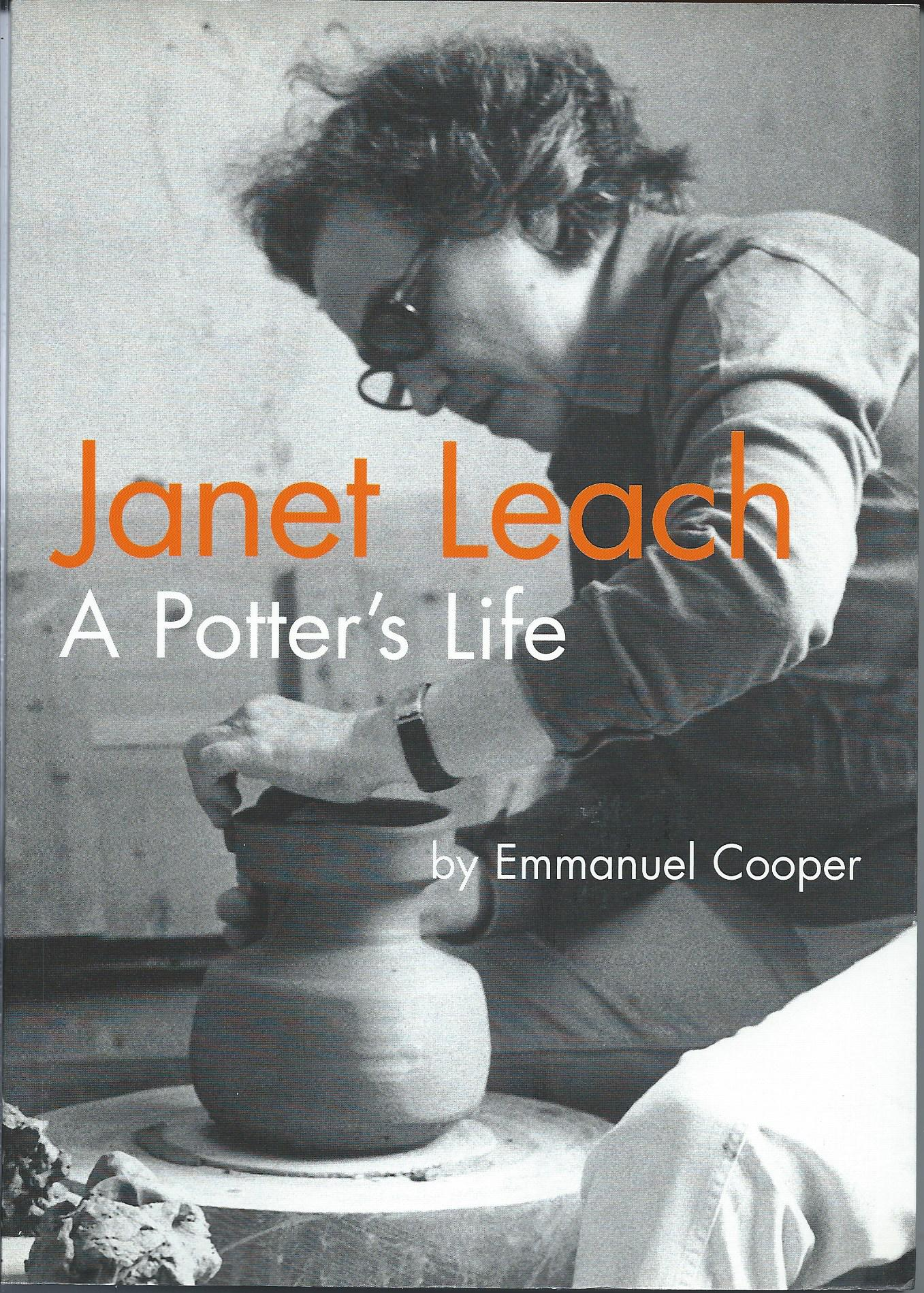 Image for A Potter's Life; JANET LEACH