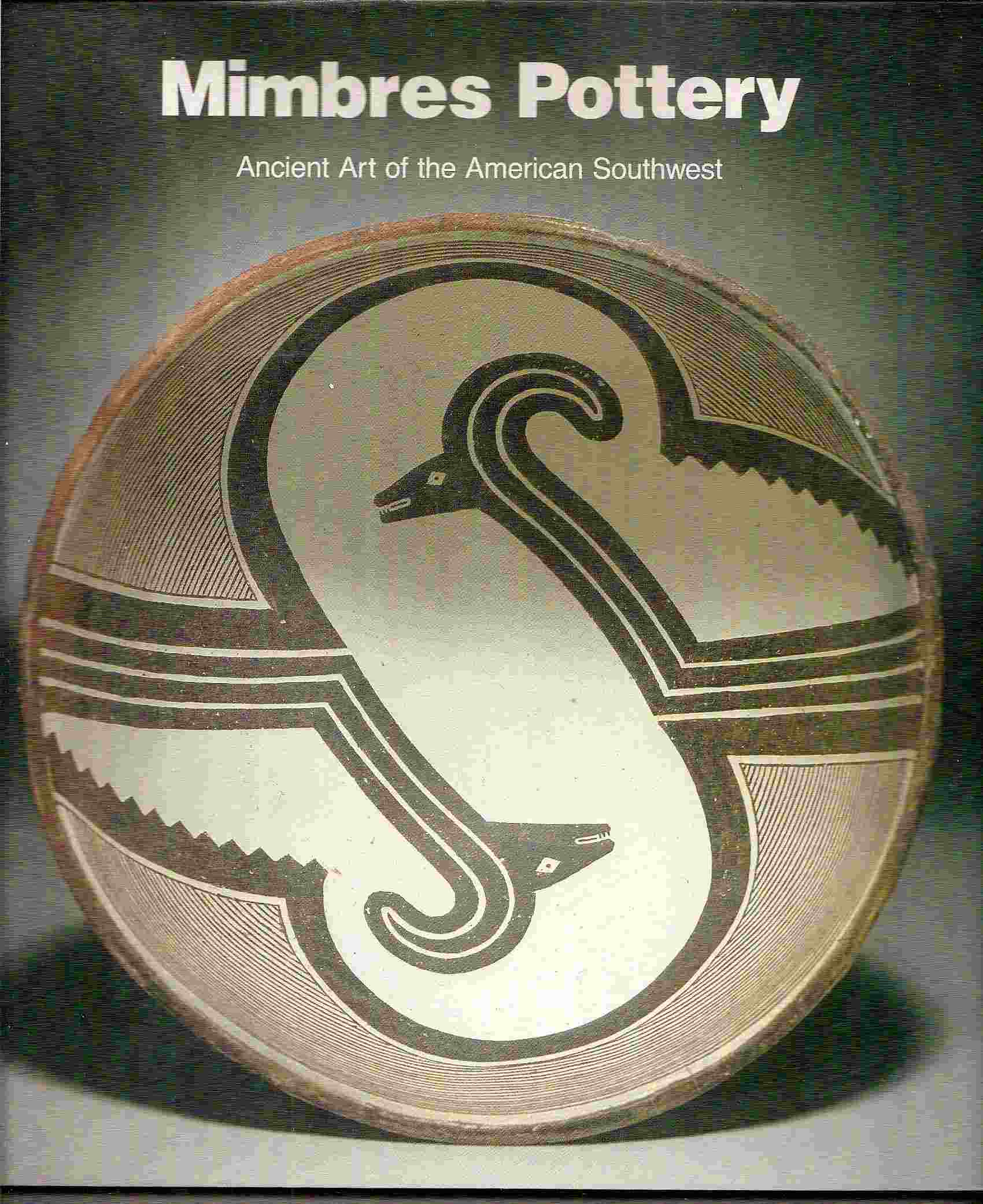 Image for MIMBRES POTTERY:  Ancient Art of the American Southwest