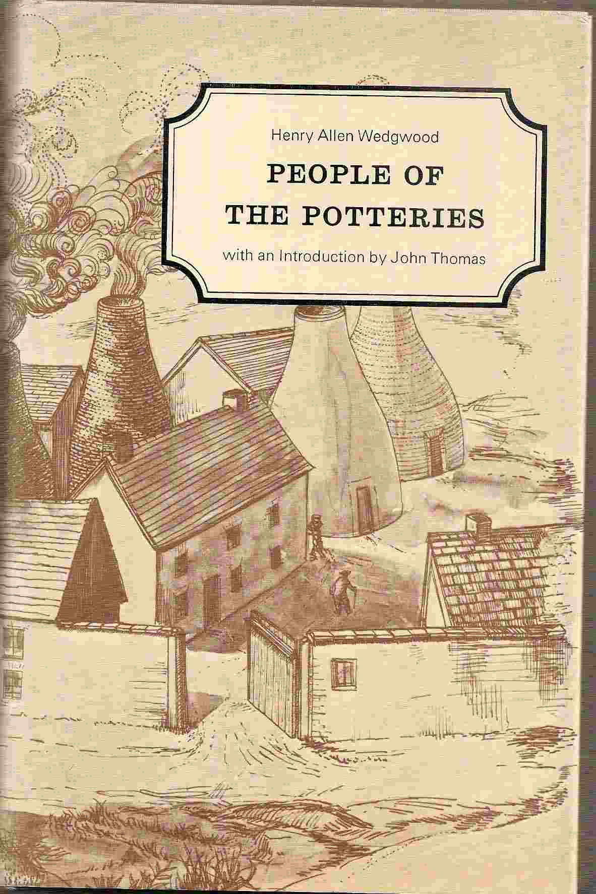 Image for With an Introduction by John Thomas; PEOPLE OF THE POTTERIES