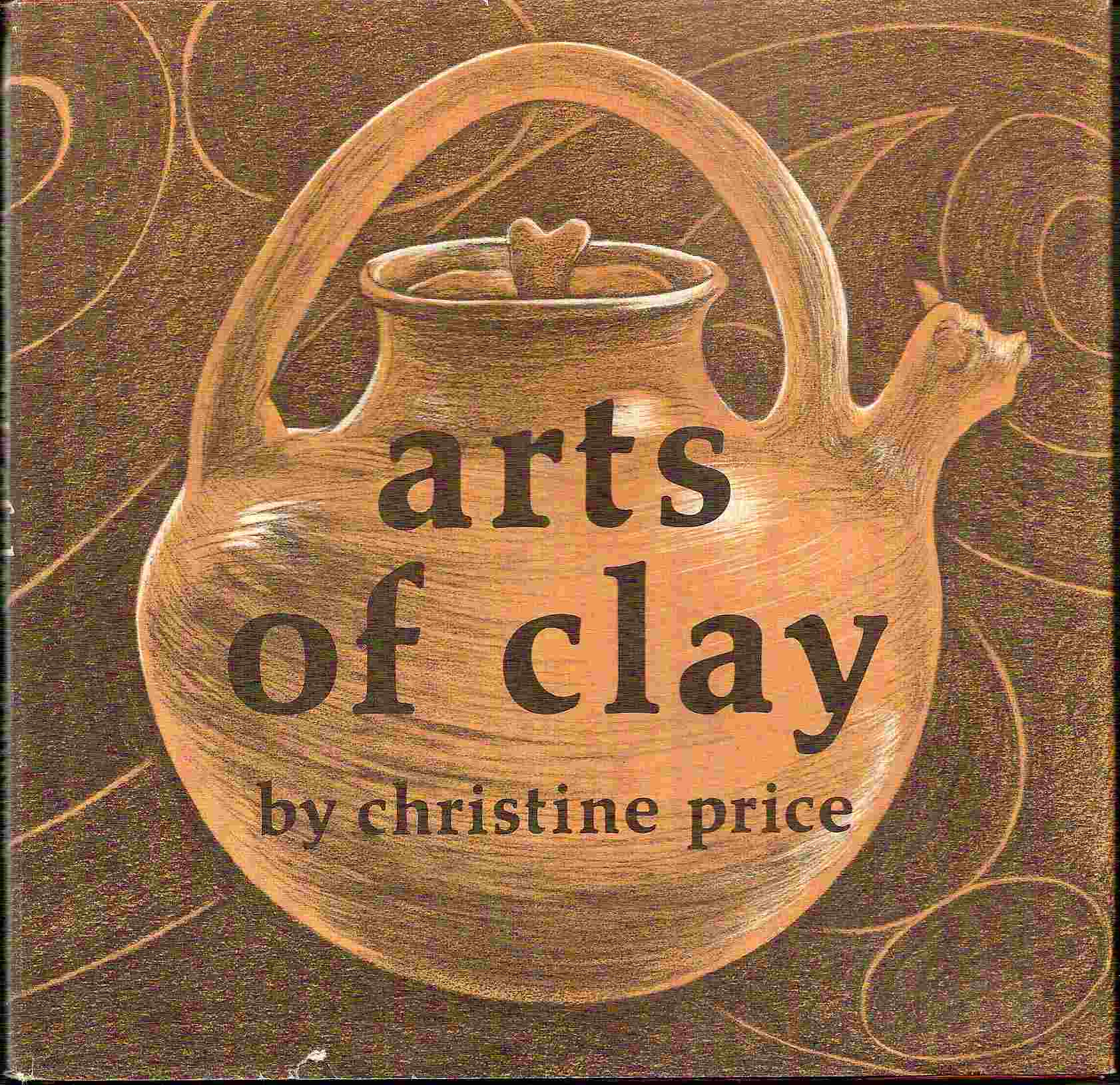 Image for ARTS OF CLAY