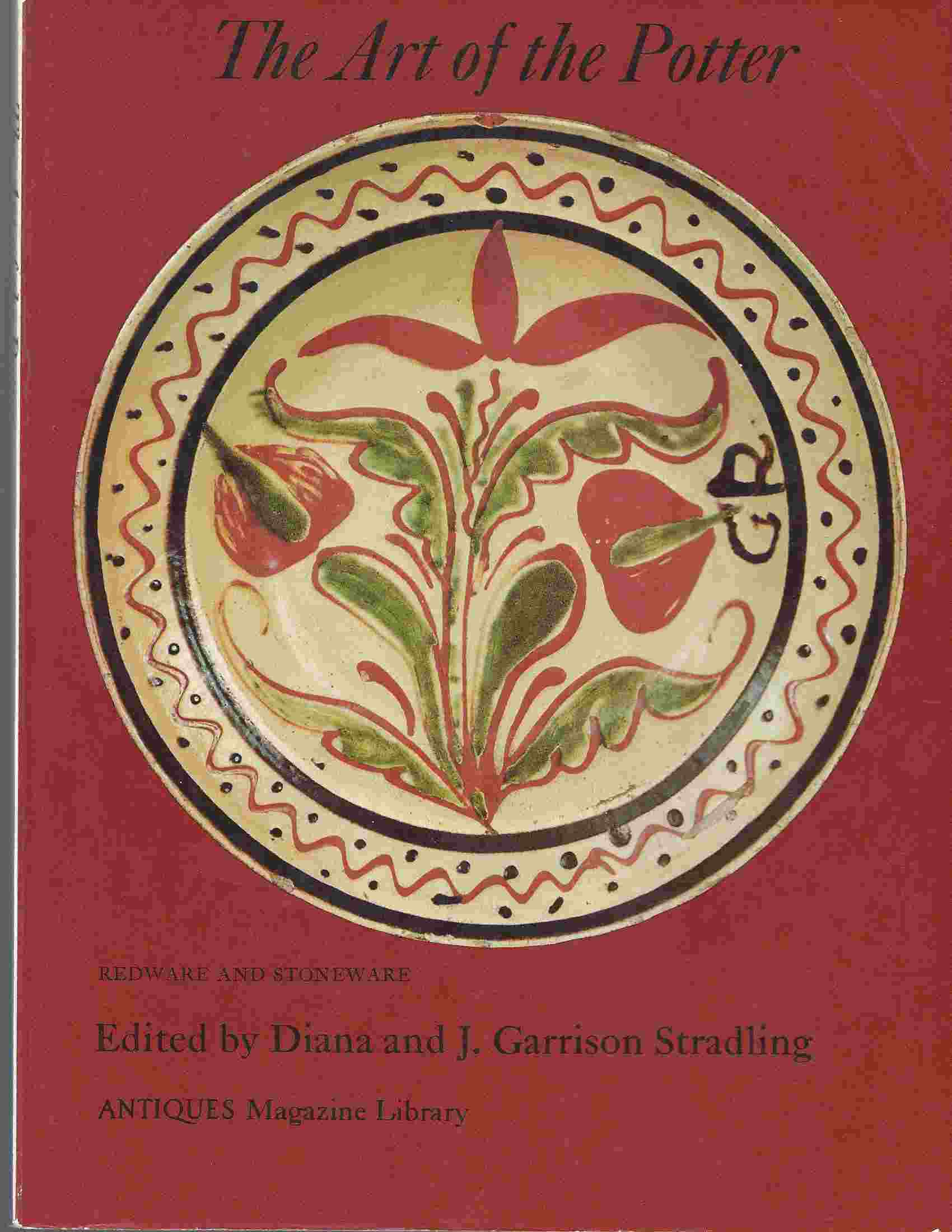 Image for Redware & Stoneware; ART OF THE POTTER: