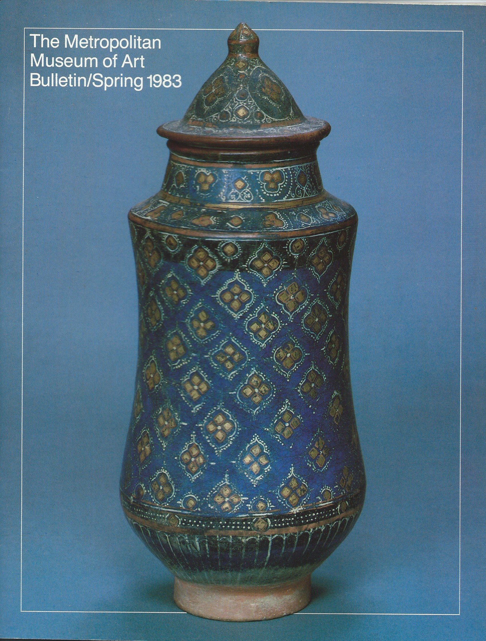 Image for A Brief History; ISLAMIC POTTERY: