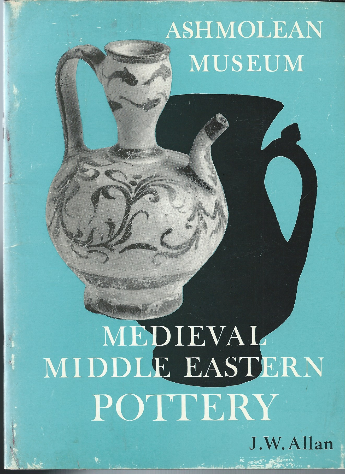 Image for MEDIEVAL MIDDLE EASTERN POTTERY