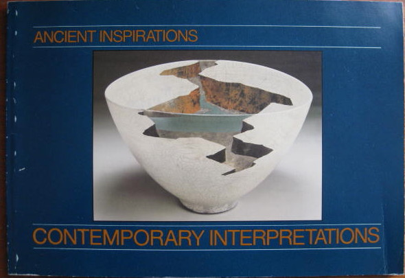 Image for ANCIENT INSPIRATIONS: CONTEMPORARY INTERPRETATIONS