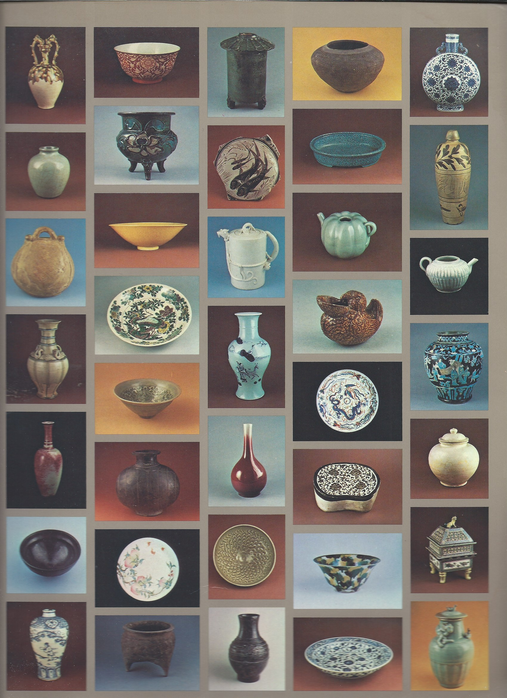 Image for CHINESE CERAMICS FROM CHICAGO COLLECTIONS