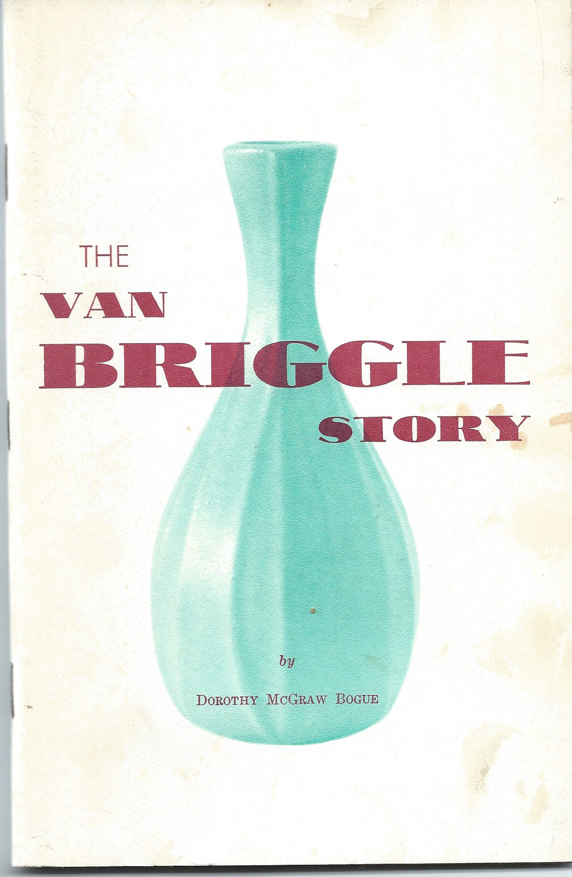 Image for THE VAN BRIGGLE STORY