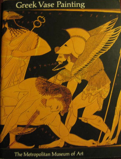 Image for GREEK VASE PAINTING