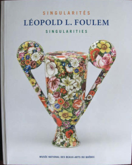 Image for Leopold L. Foulem; SINGULARITIES