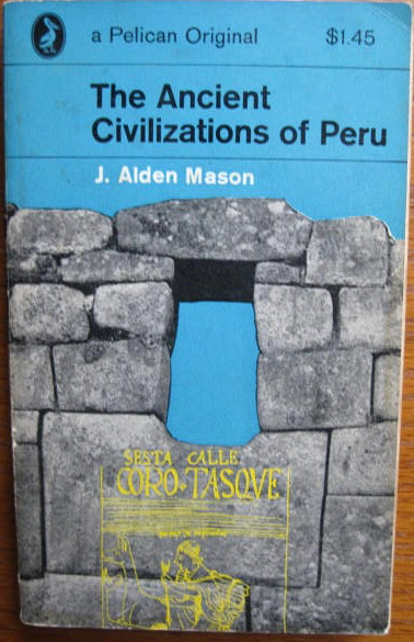 Image for THE ANCIENT CIVILIZATION OF PERU