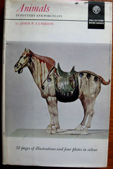 Image for In Pottery and Porcelain; ANIMALS