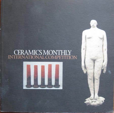 Image for CERAMICS MONTHLY INTERNATIONAL COMPETITION