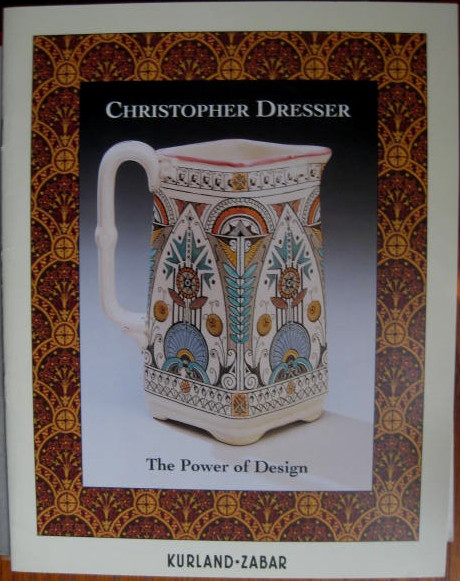 Image for The Power of Design; CHRISTOPHER DRESSER: