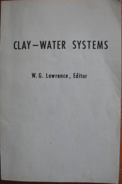 Image for CLAY - WATER SYSTEMS