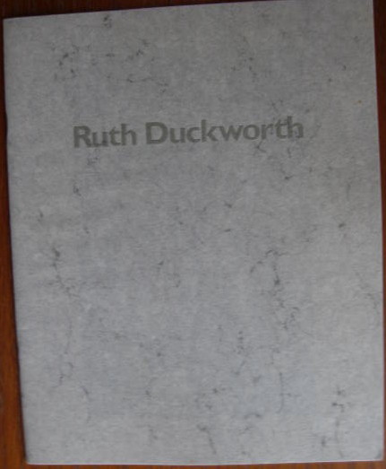 Image for RUTH DUCKWORTH