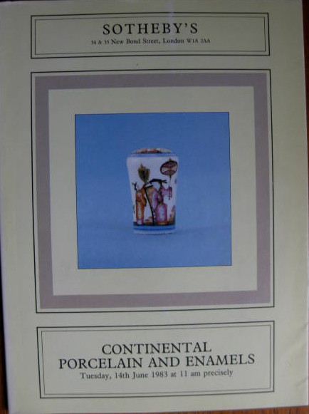 Image for CONTINENTAL PORCELAIN & ENAMELS