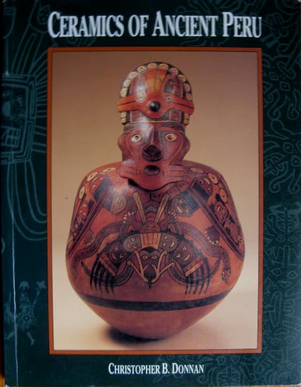Image for CERAMICS OF ANCIENT PERU