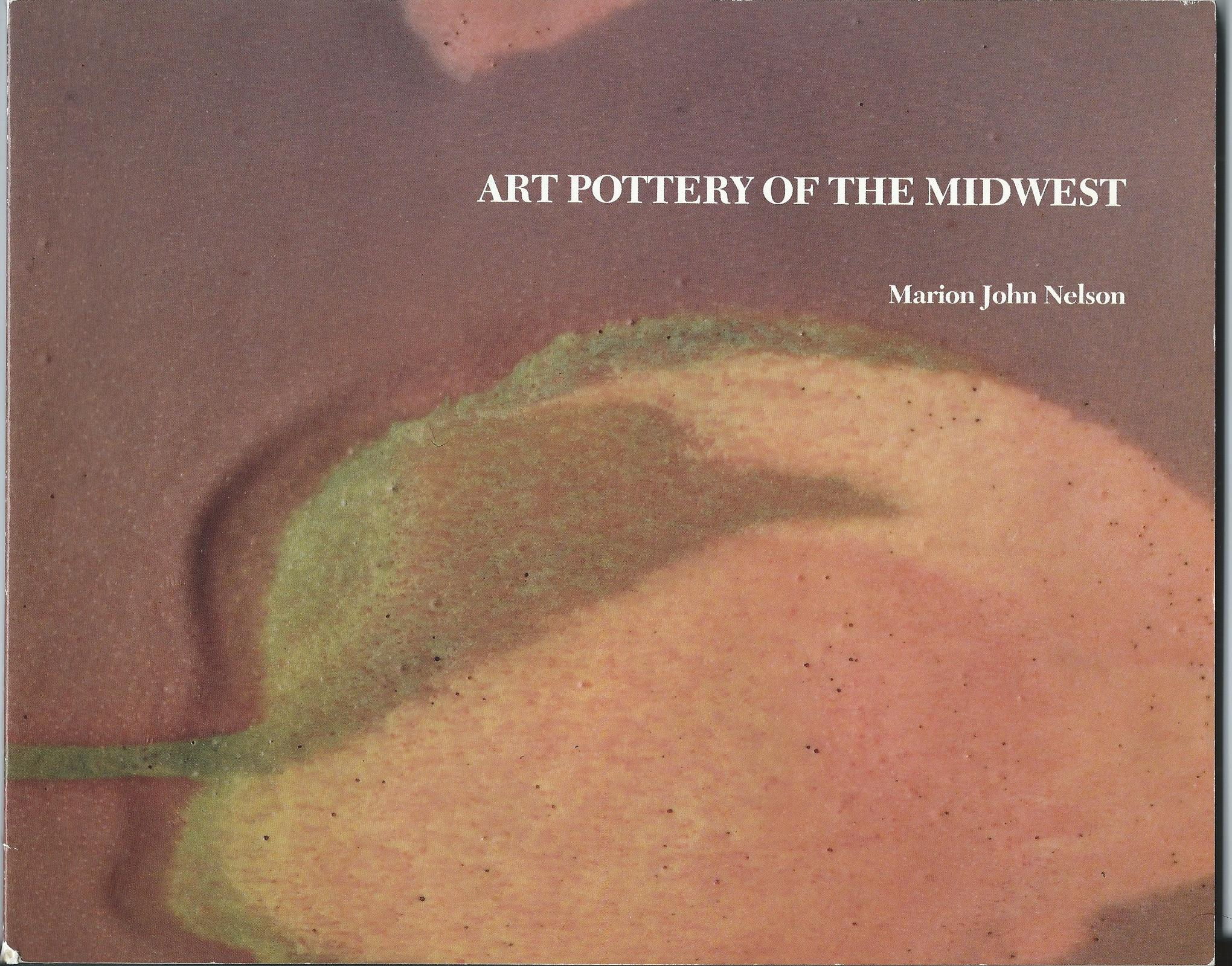 Image for November 10, 1988 - January 8, 1989; ART POTTERY OF THE MIDWEST