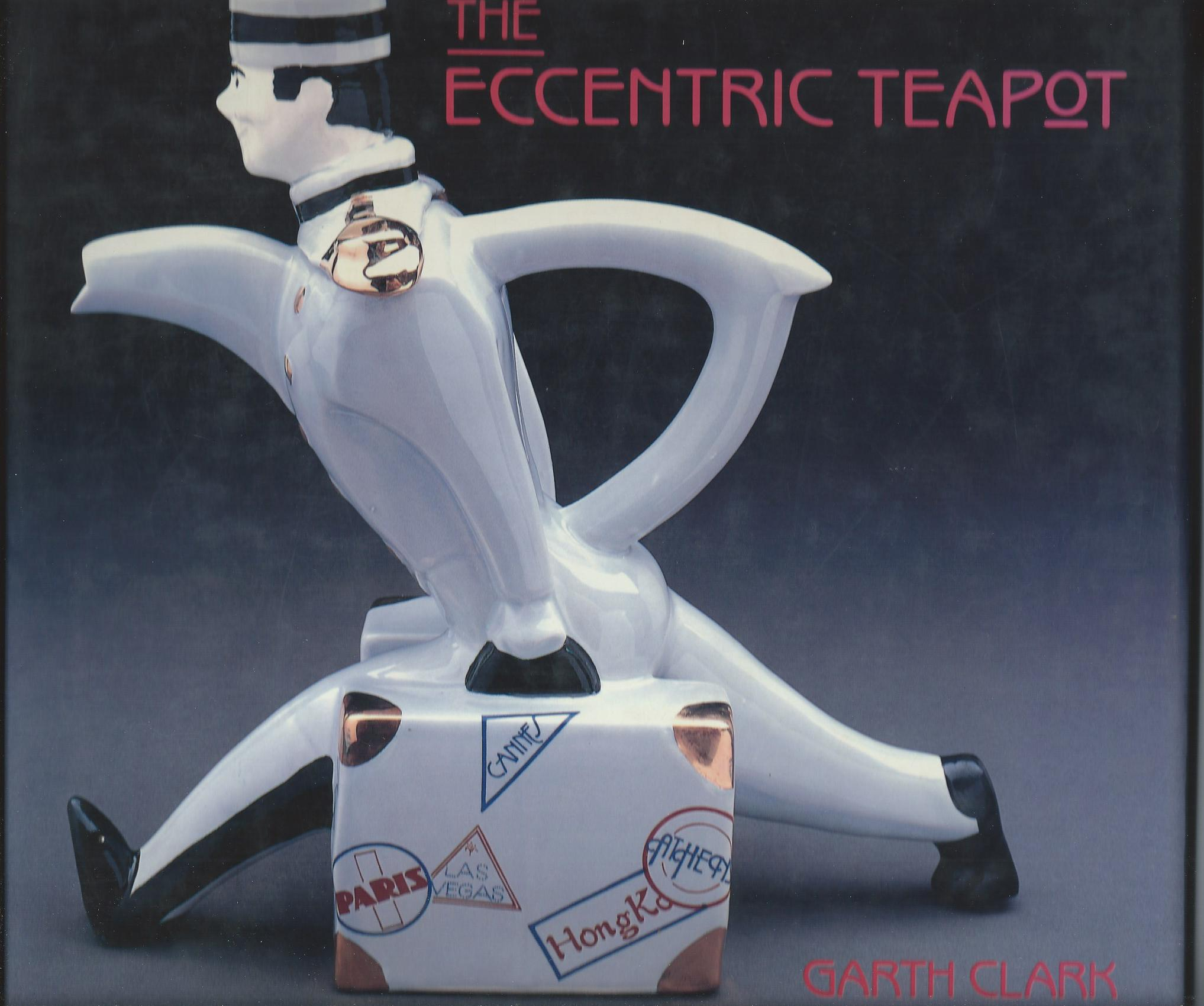 Image for Four Hundred Years of Invention; THE ECCENTRIC TEAPOT