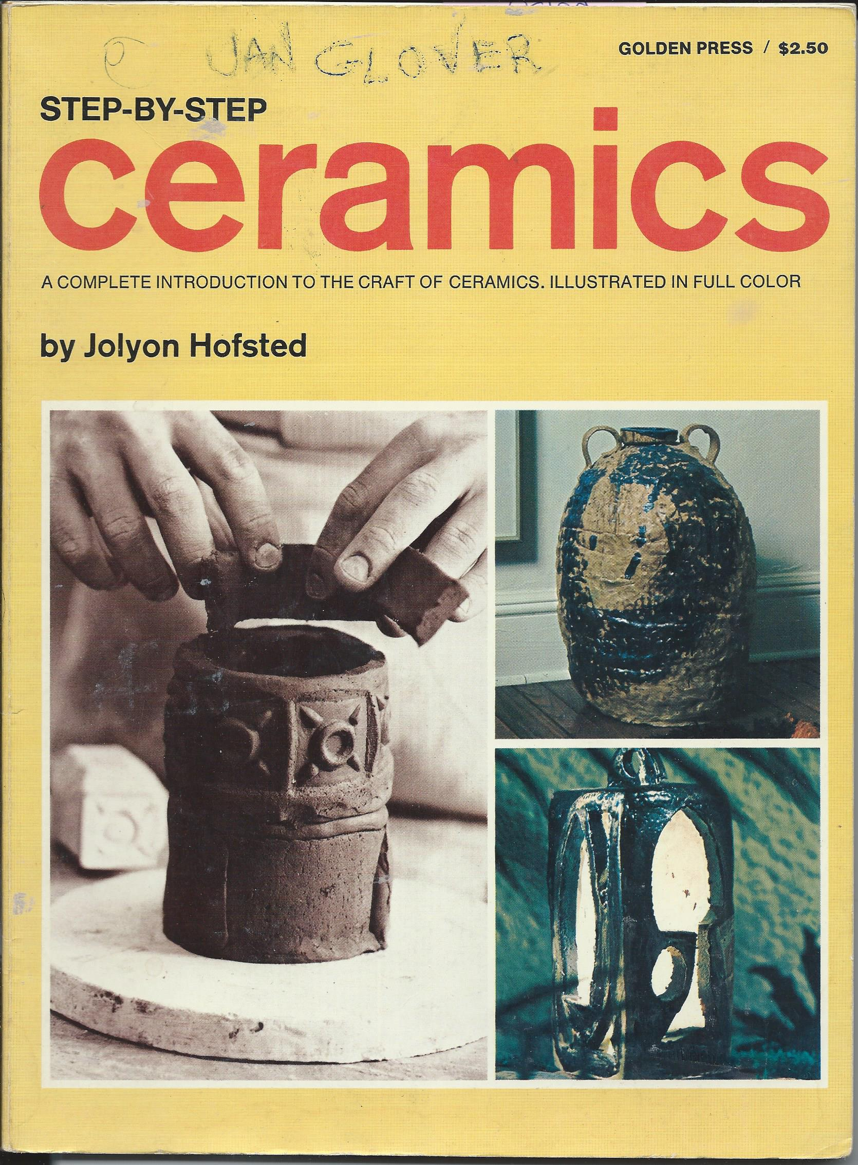 Image for STEP-BY-STEP CERAMICS