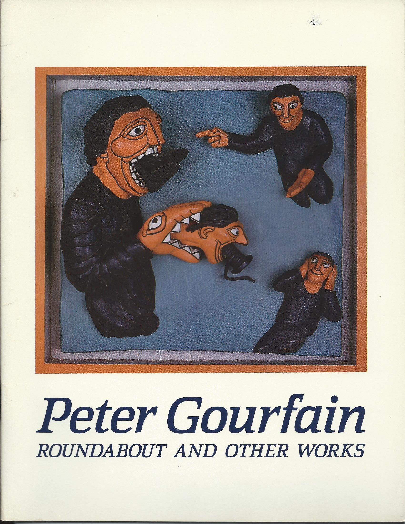 Image for Roundabout & Other Works; PETER GOURFAIN: