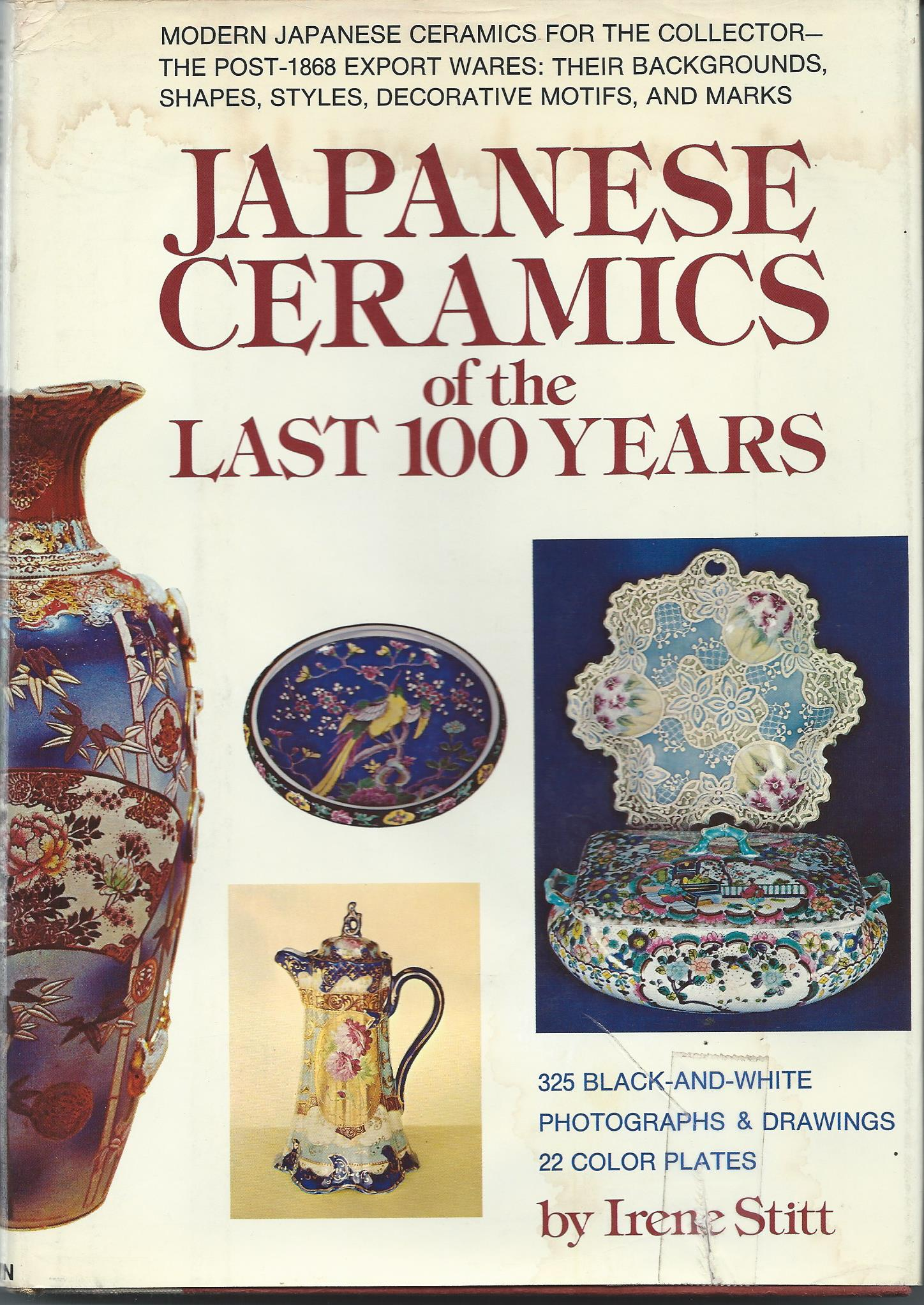 Image for JAPANESE CERAMICS OF THE LAST 100 YEARS