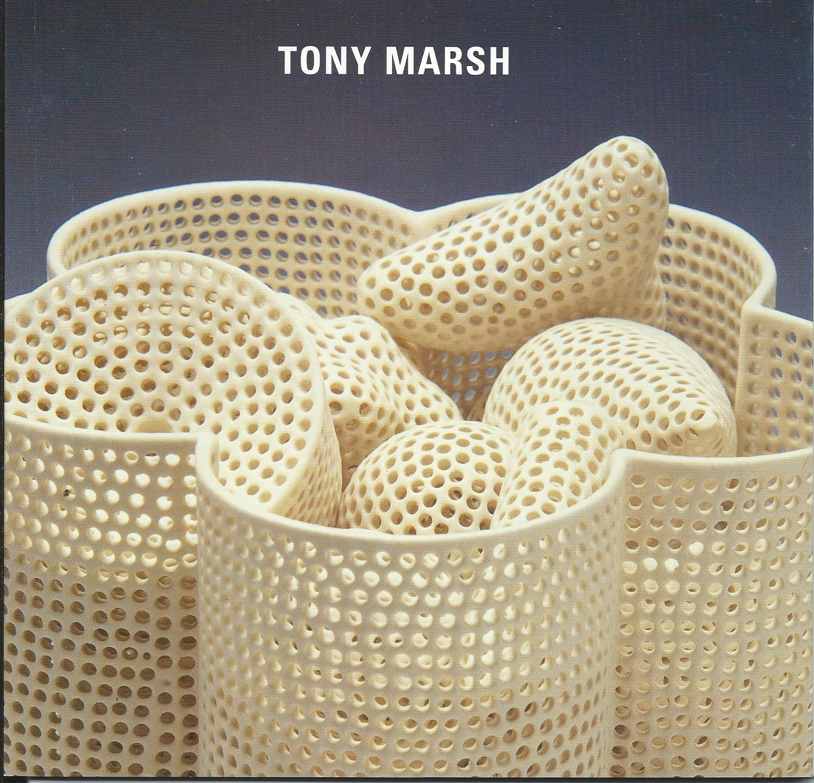 Image for TONY MARSH