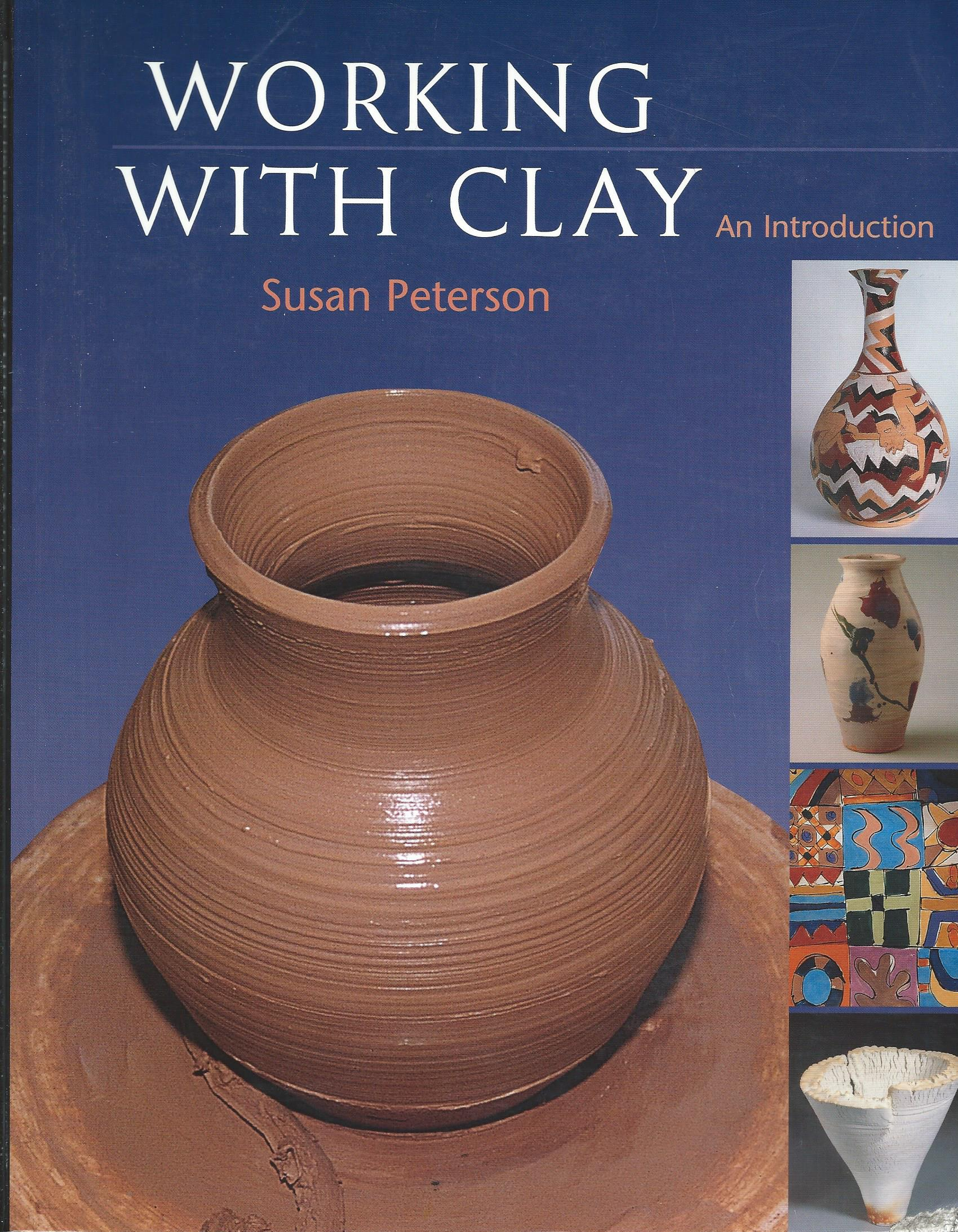 Image for An Introduction; WORKING WITH CLAY