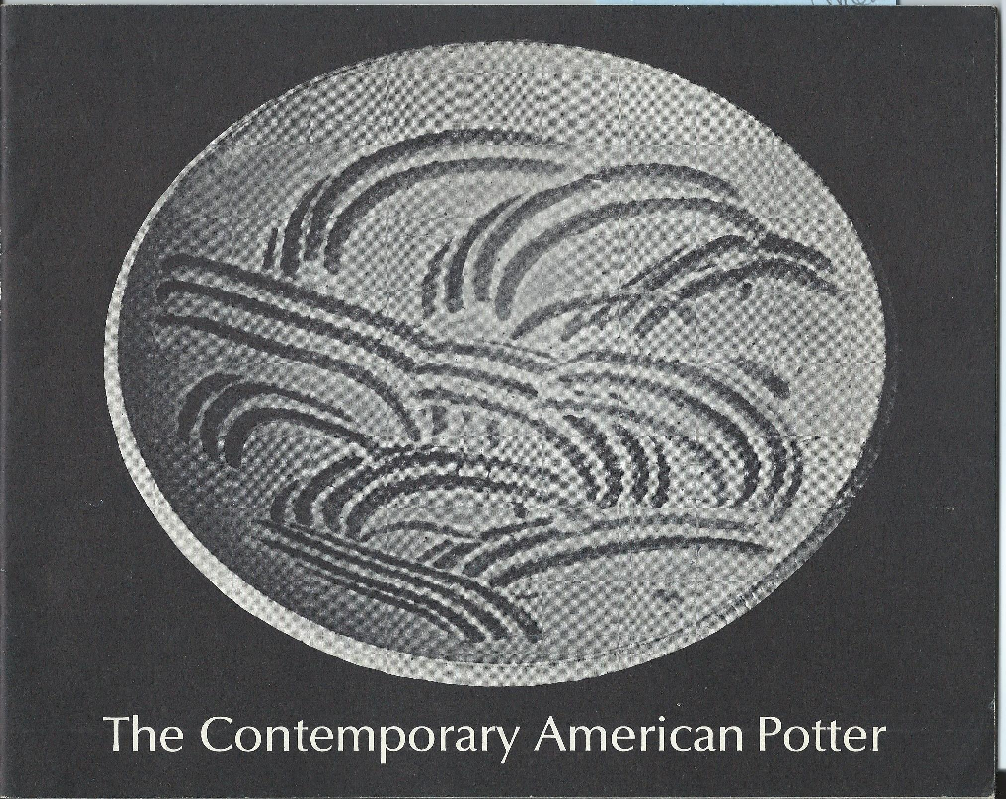 Image for Recent Vessels; THE CONTEMPORARY AMERICAN POTTER