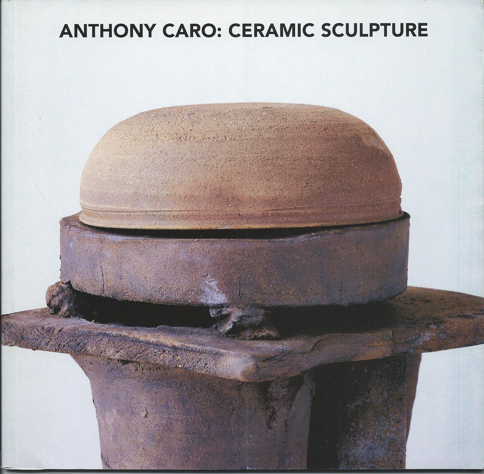Image for Ceramic Sculpture; ANTHONY CARO: