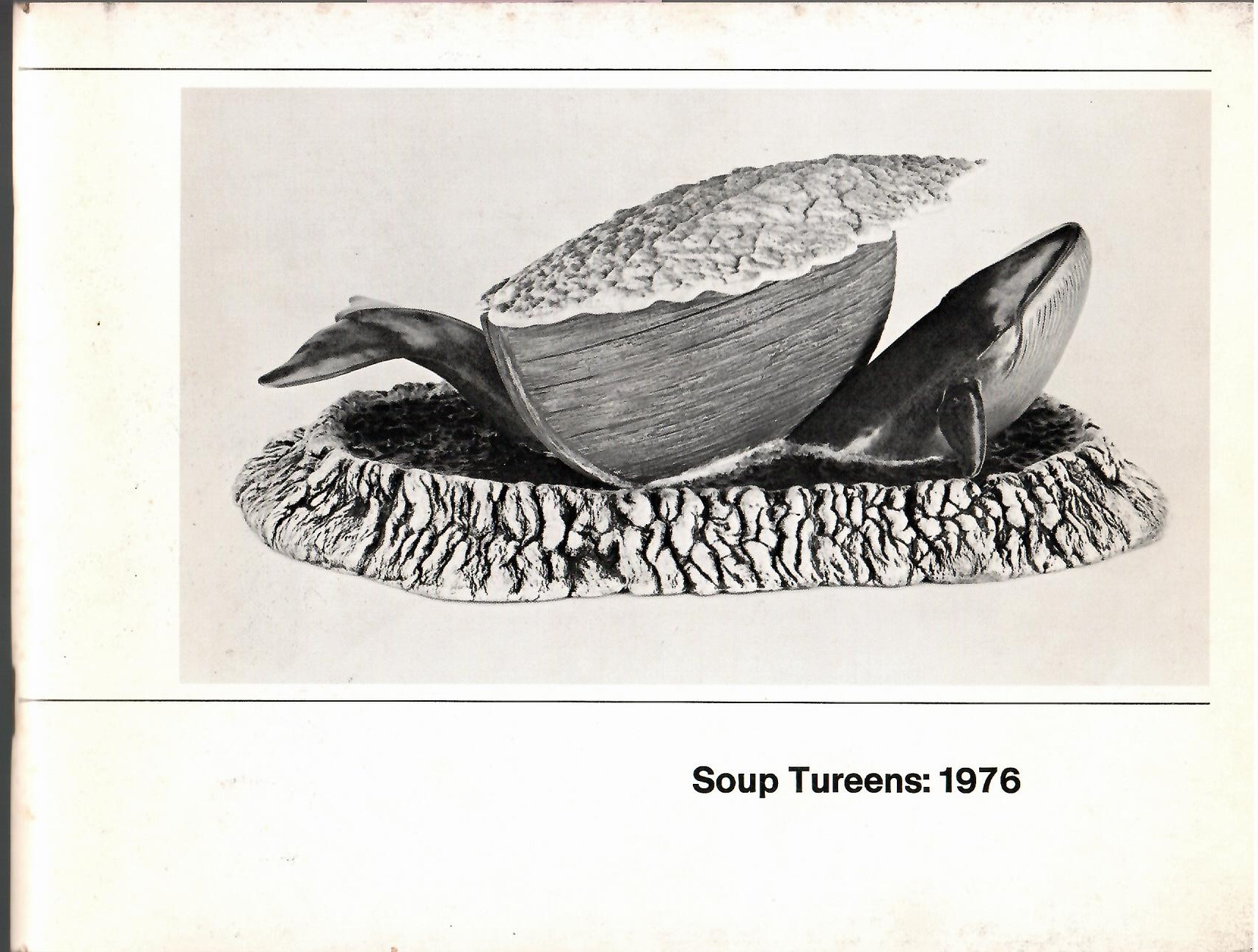 Image for January 19 - February 29, 1976; SOUP  TUREENS:
