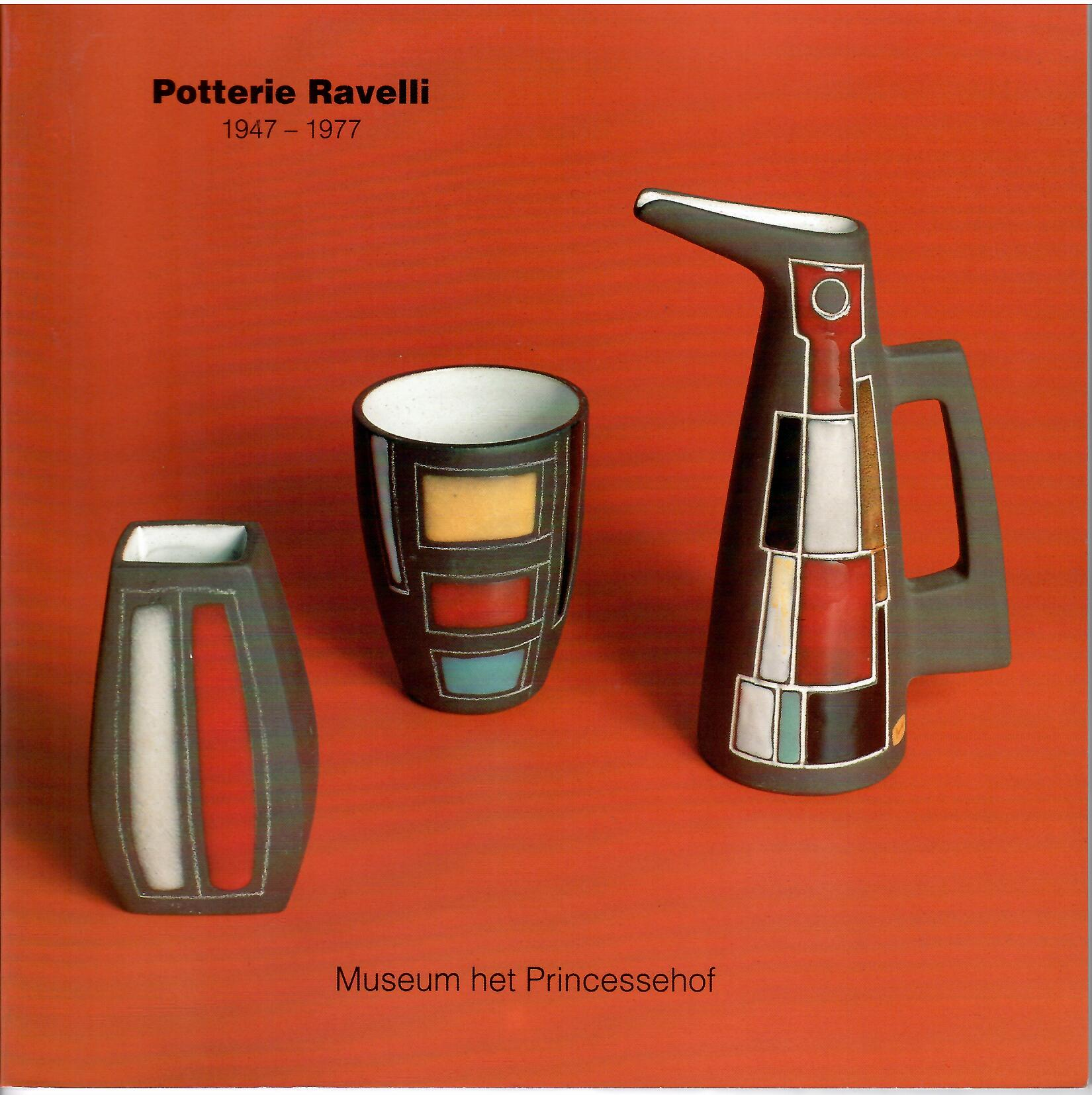 Image for 1947 - 1977; POTTERIE RAVELLI