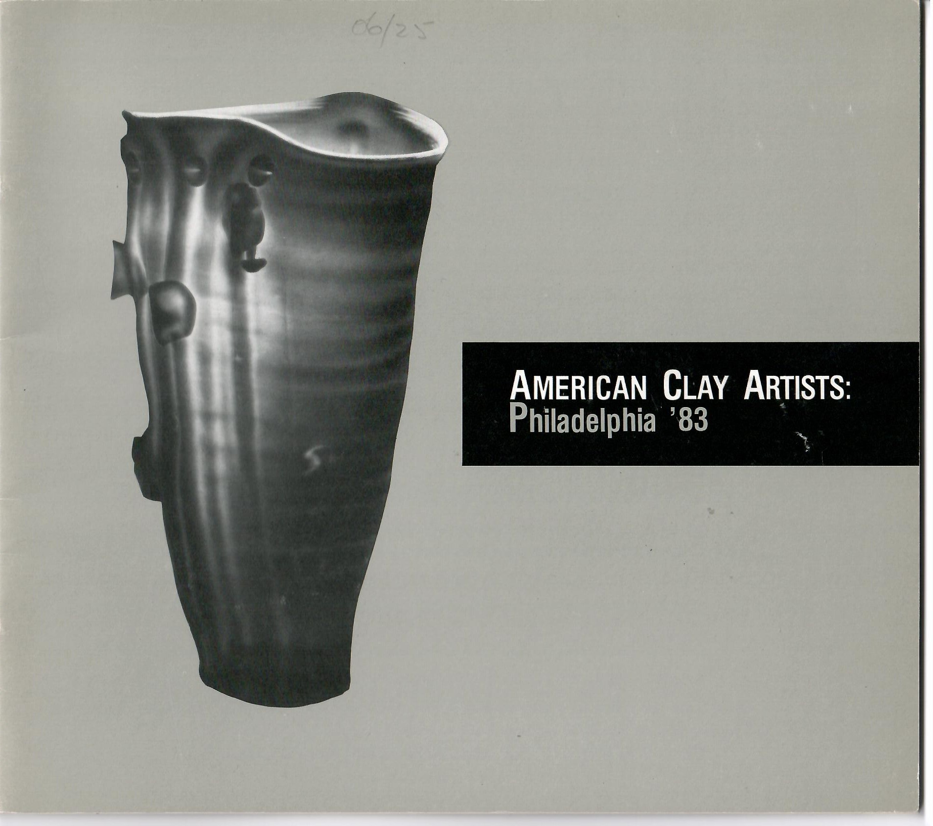 Image for Philadelphia '83; AMERICAN CLAY ARTISTS