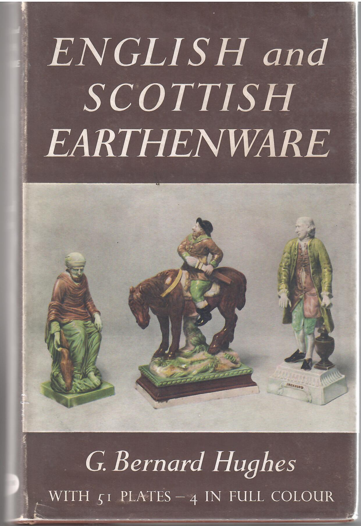 Image for ENGLISH AND SCOTTISH EARTHENWARE 1660 - 1860