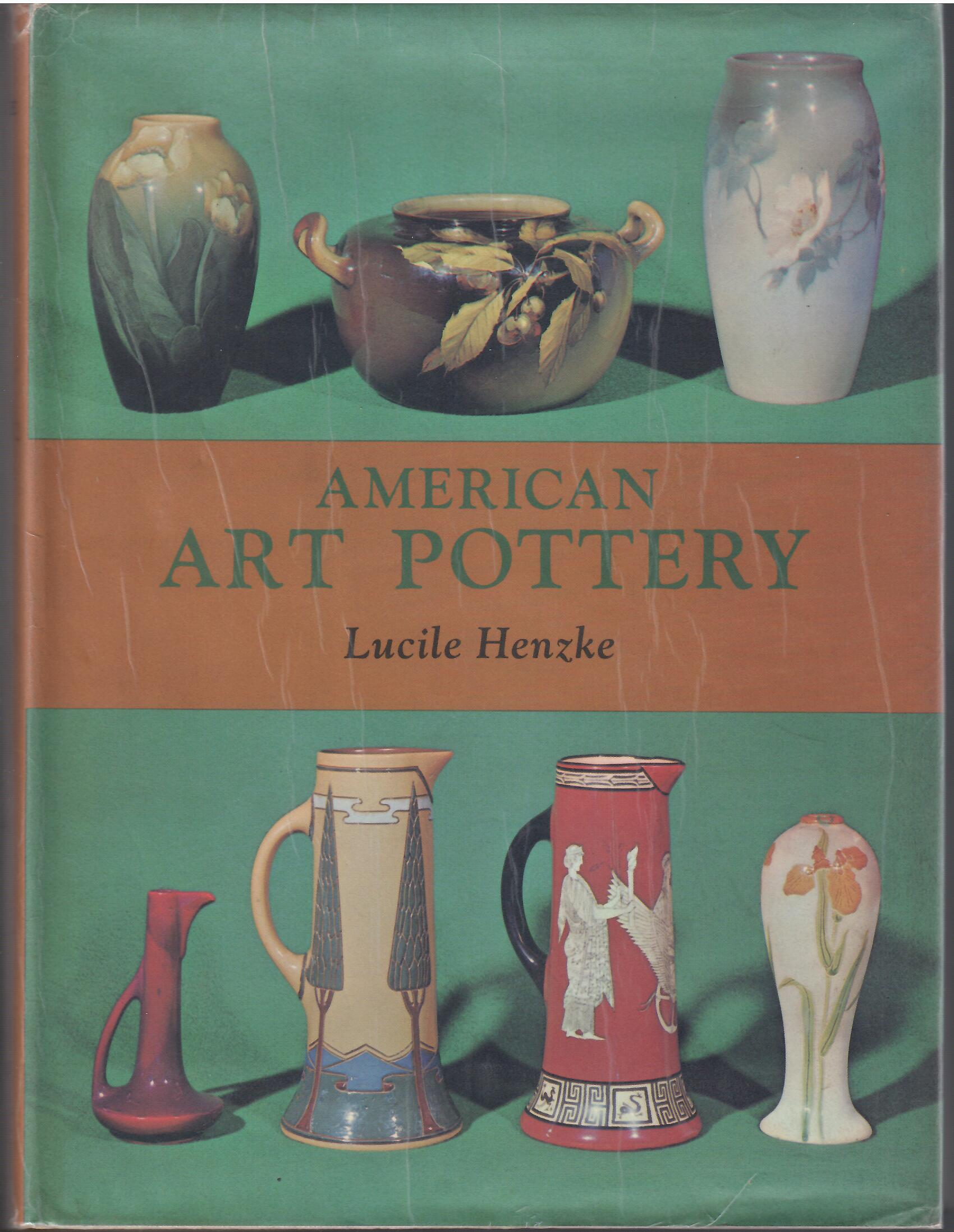 Image for AMERICAN ART POTTERY