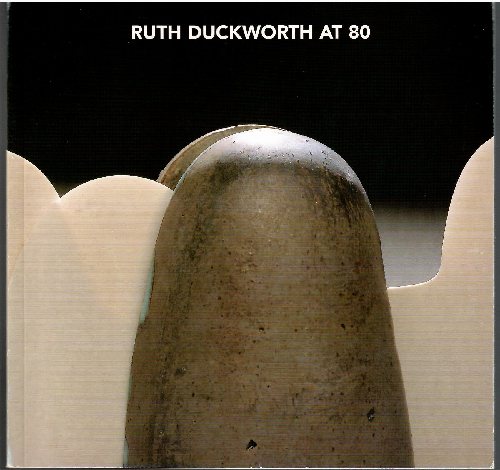Image for RUTH DUCKWORTH AT 80