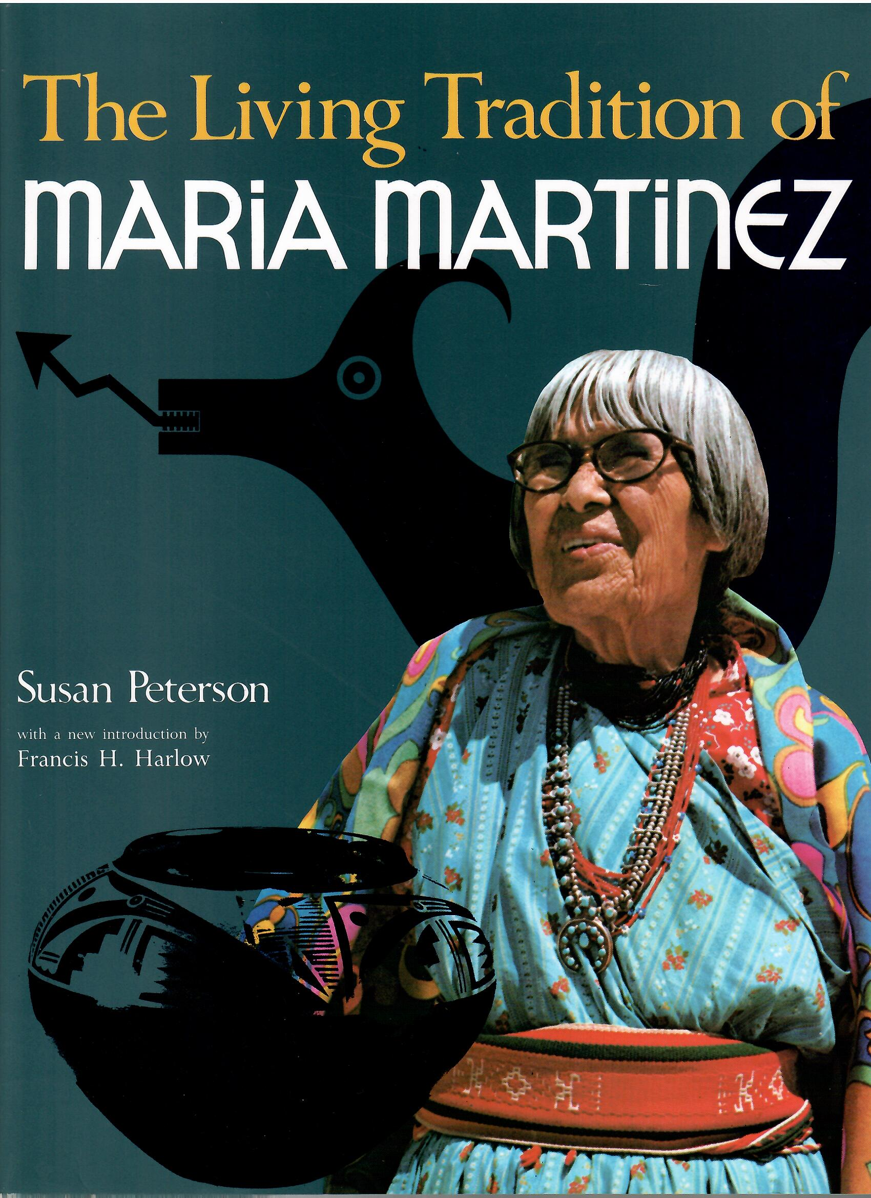 Image for LIVING TRADITION OF MARIA MARTINEZ