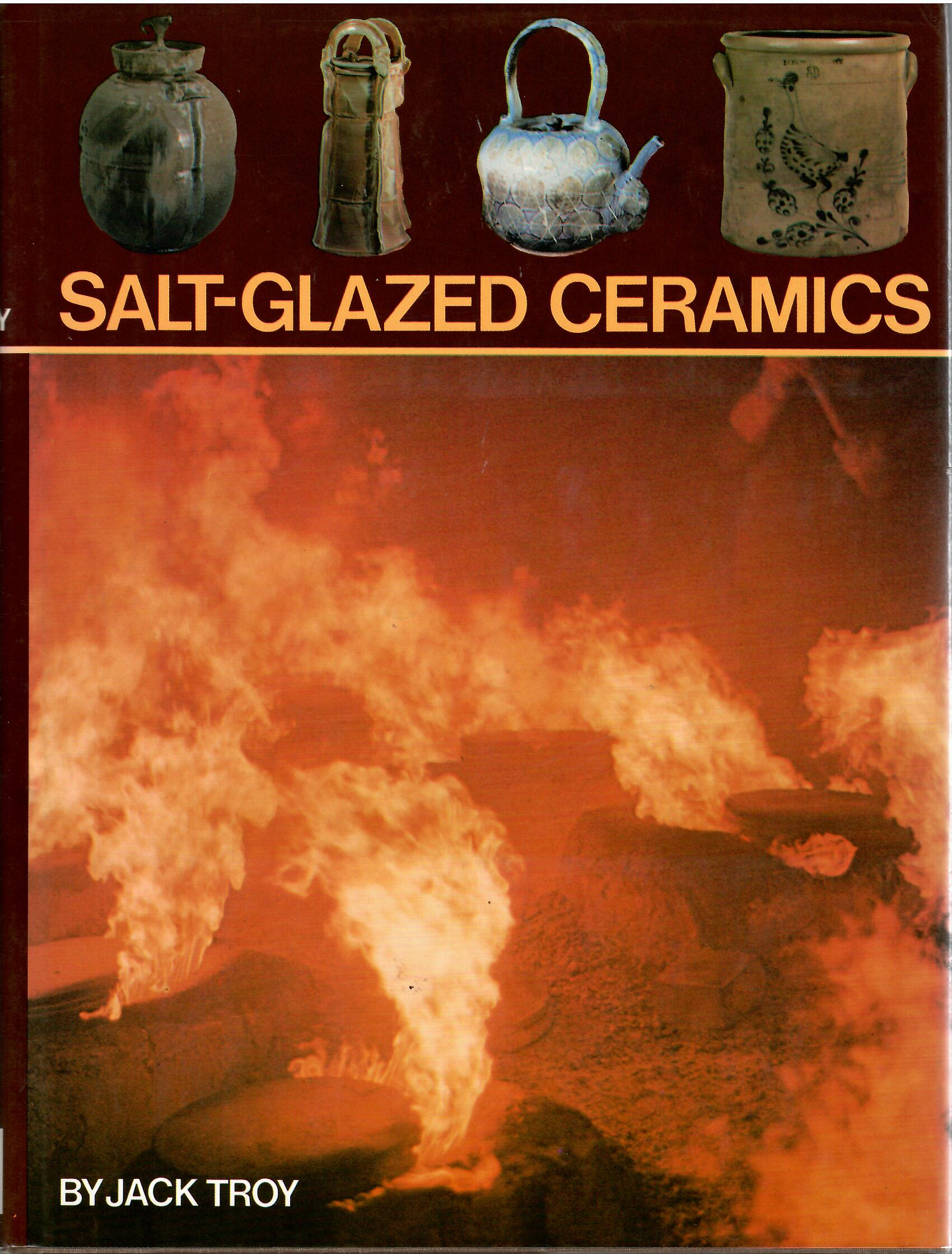 Image for SALT-GLAZED CERAMICS