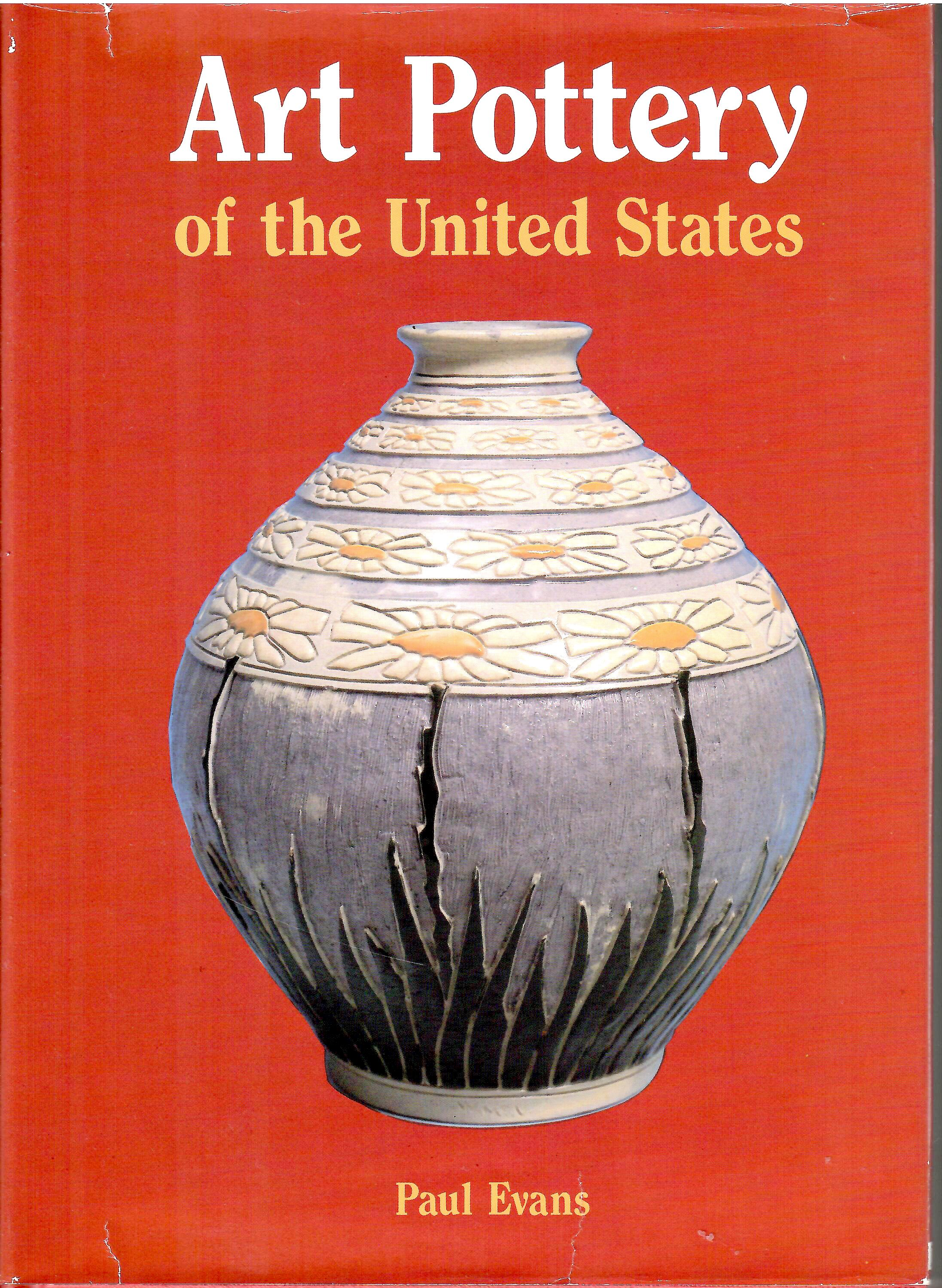 Image for An Encyclopedia of Producers and Their Marks; ART POTTERY OF THE UNITED STATES