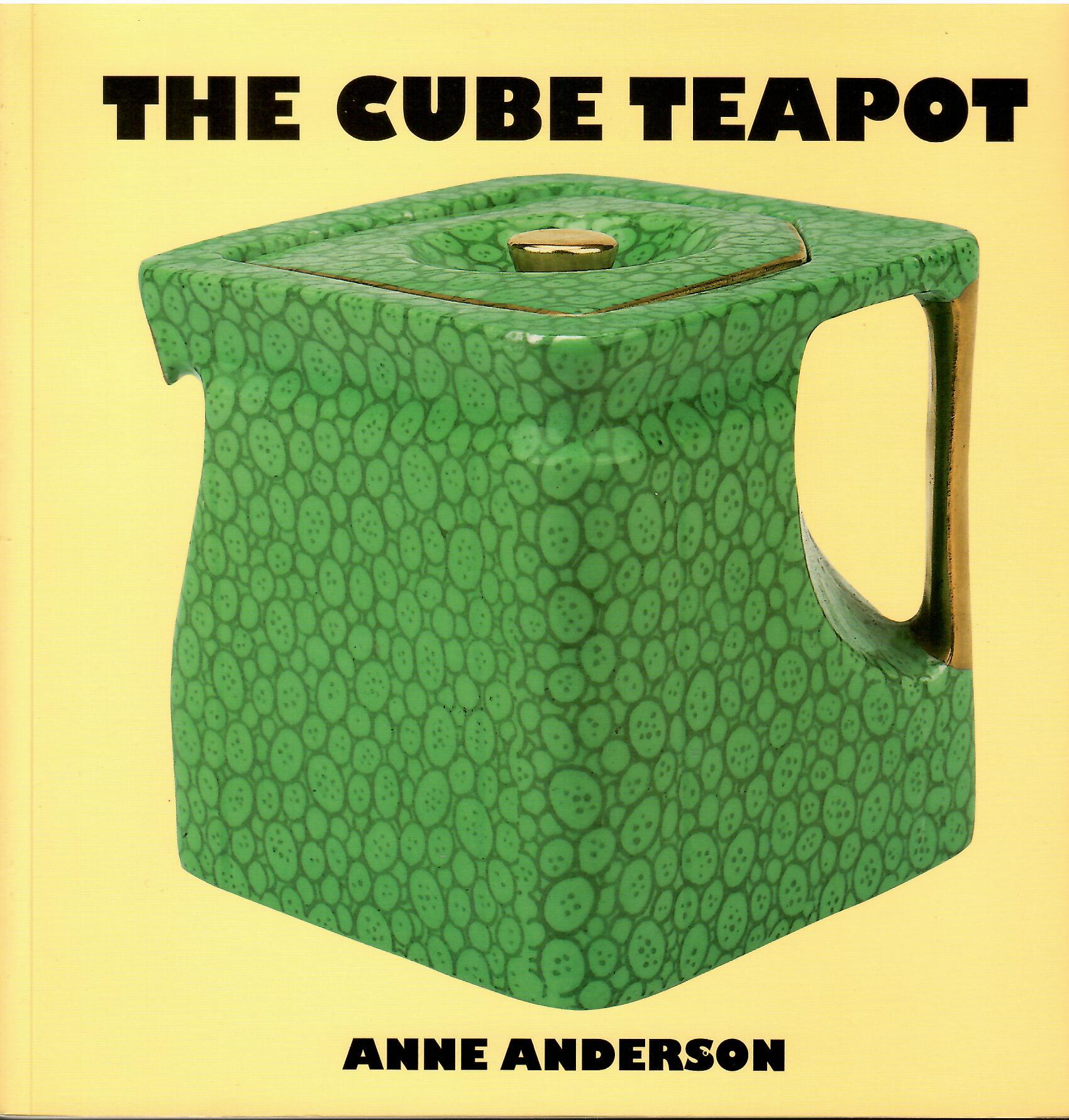 Image for THE CUBE TEAPOT