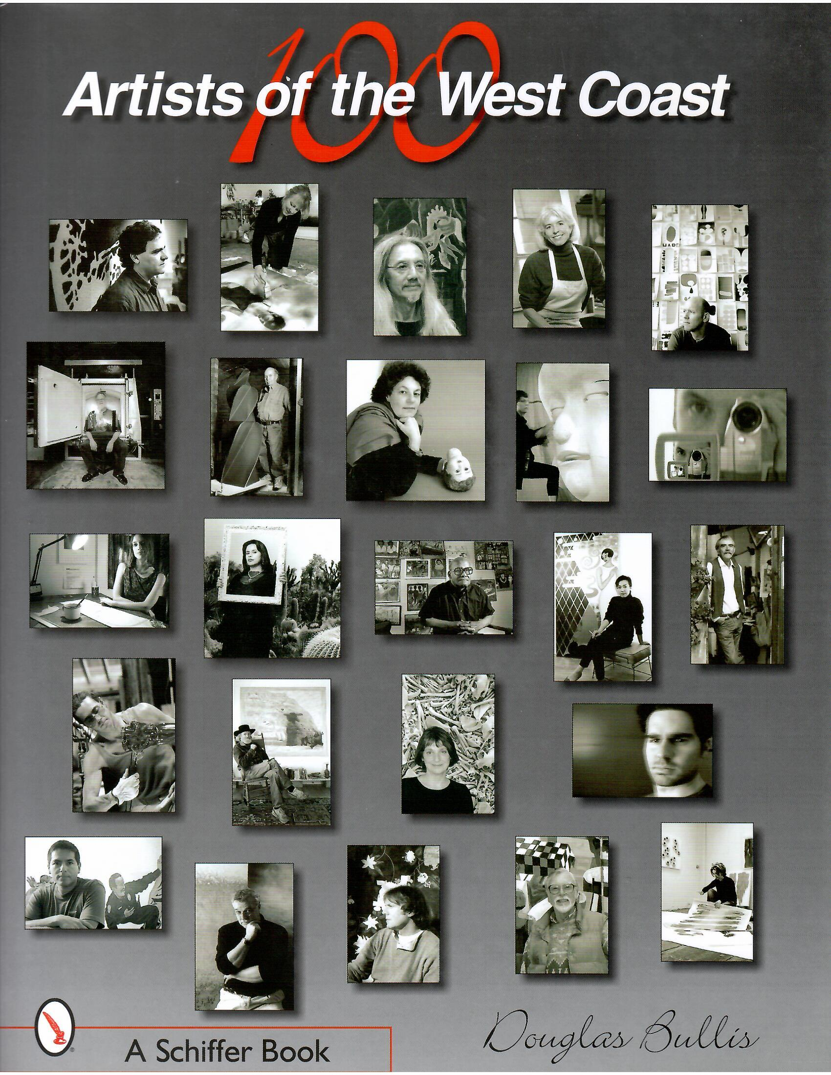 Image for 100 ARTISTS OF THE WEST COAST
