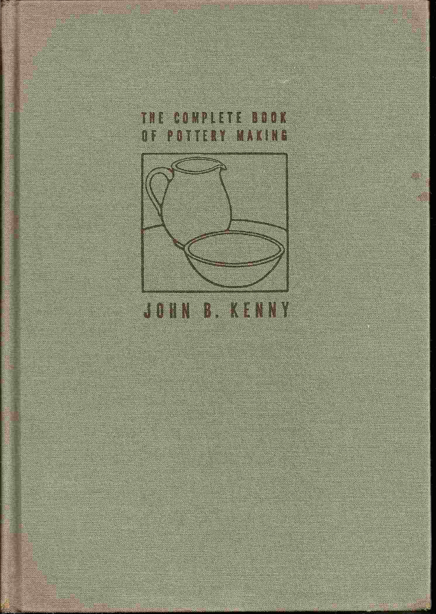 Image for COMPLETE BOOK OF POTTERY MAKING
