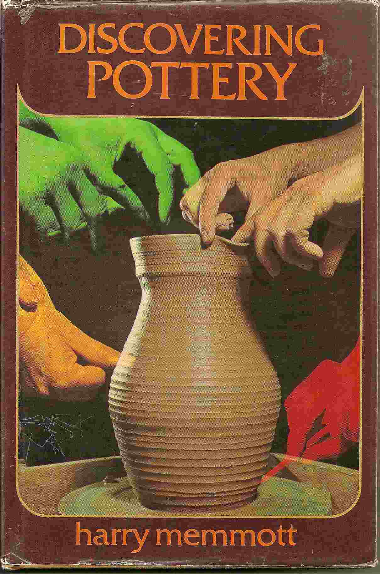 Image for DISCOVERING POTTERY